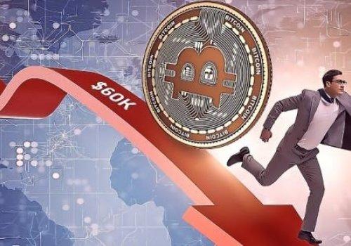 De Bitcoin koers daalt en test $60k-steun en Paypal registreert record aantal Bitcoin-transacties