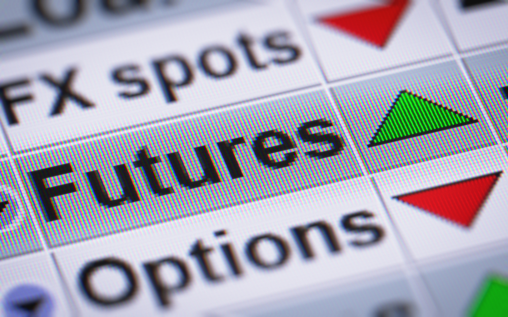Bitcoin opties en futures